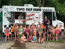Two Fat Men Ice Cream Truck